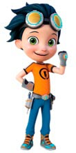 Rusty Rivets 2
